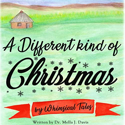 A Different Kind of Christmas audiobook cover art