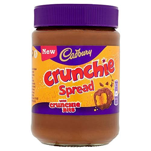 Cadbury Crunchie Chocolate Spread 400G