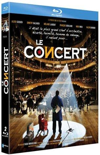 Le concert (César 2010 de la Meilleure Musique) [Blu-ray]