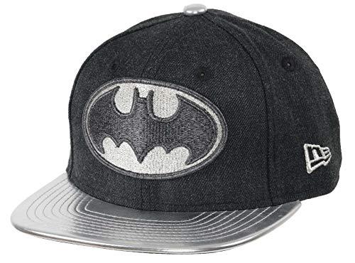 New Era Batman 9fifty of Kids Snapback Cap Batman Edition Black/Silver - Youth