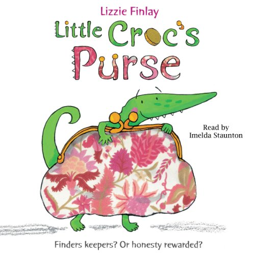 Little Croc's Purse audiobook cover art
