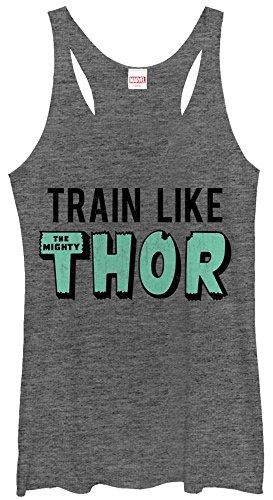 Thor - Camiseta sin Mangas para Mujer, diseño de Tren