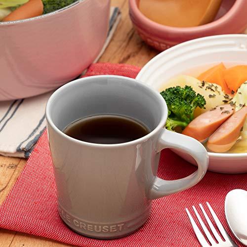 ル・クルーゼ(Le Creuset) マグカップ ネオ・マグ 350 ml マリンブルー 耐熱 耐冷 電子レンジ オーブン 対応 【日本正規販売品】