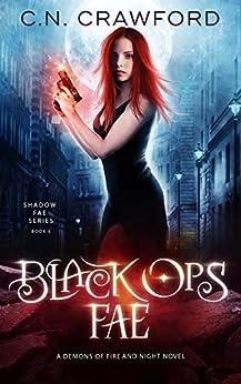 Black Ops Fae (Shadow Fae Book 6) by [C.N. Crawford]