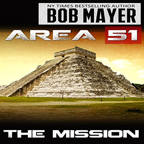 Area 51: the Mission cover art