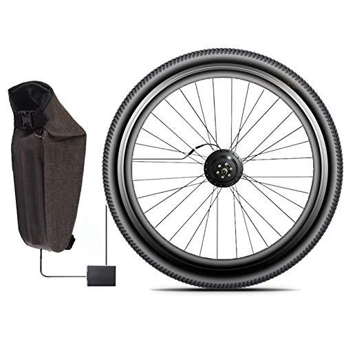 Kit De Motor De Conversión De Rueda Delantera Para Bicicletas Eléctricas De 36 V / 250 W Con Motor De Cubo De Engranajes Sin Escobillas, Para 16 '' / 20 '/ 24' / 26 '/ 27,5' / 29 '/ 700C,V brake,29'