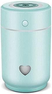 HOTUEEN Ultrasonic Humidifier, USB Air Humidifier LED Night Light Home Car Mist Maker Single Room Cool Mist Humidifiers