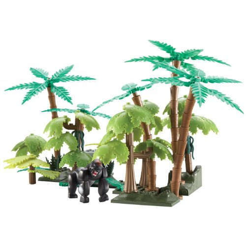 DEADLY 60 JUNGLE PLAYSET Character Building