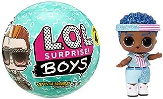 LOL Surprise Boys Series 4 Boy Doll with 7 Surprises, Accessories, Surprise Dolls