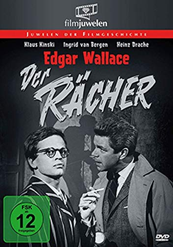 Edgar Wallace - Der Rächer