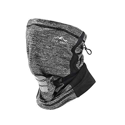 バイクマスク フェイスマスク ネックウォーマー ネックゲートル フェイスガード フェイスカバー ネックガード 紫外線対策 冷感uvカット 通気 春夏用 日焼け防止 防風 防塵 スポーツ 吸汗速乾 メンズ レディース フリーサイズ男女兼用
