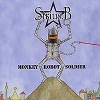 Monkey Robot Soldier