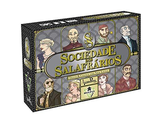 Sociedade dos Salafrários - Meeple BR Jogos