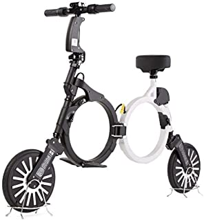 Euro Micro Collapsible Electric Scooter