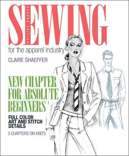 Sewing for the Apparel Industry (Fashion Series)
