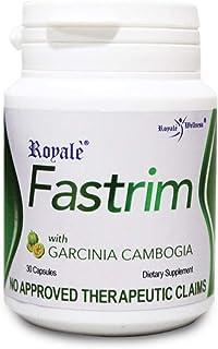 Royale Fastrim Capsules With Garcinia Cambogia 30 Capsules