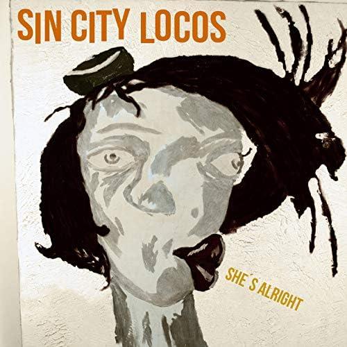 Sin City Locos feat. Arto Leviäkangas, Jonas Blomkvist & Tommy Skei