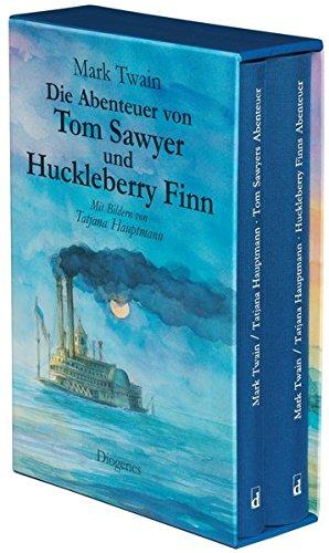 Die Abenteuer von Tom Sawyer und Huckleberry Finn (Kinderbücher)