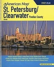 American Map St. Petersburg / Clearwater Florida Street Atlas