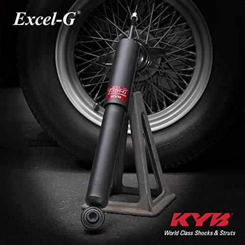 KYB 334336 Excel-G Gas Strut Black,Silver