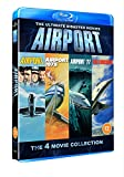 Airport 1/2/3/4 [Blu-ray] [2020]