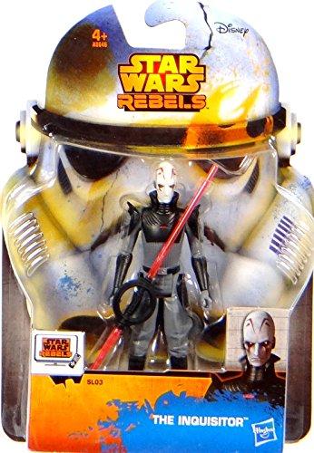 The Inquisitor Star Wars Rebels SL03 Saga Legends Actionfigur 2014 Hasbro / Disney