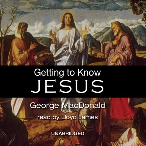 Getting to Know Jesus audiobook cover art