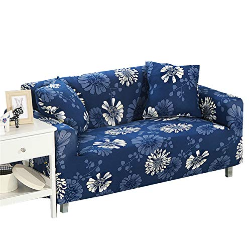 Yunchengyunxiangtong Stretch Couch All-Inclusive-Sofa-Abdeckung Universal Universal Stoff Sofa-Abdeckung Elastic Faule Sofa-Abdeckung (Size : Single)