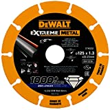 DeWalt DT40252-QZ DT40252-QZ-Disco de Corte con Borde diamantado...
