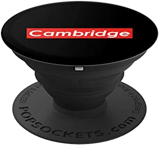 CambridgeMassachusetts PopSockets Grip and Stand for Phones and Tablets