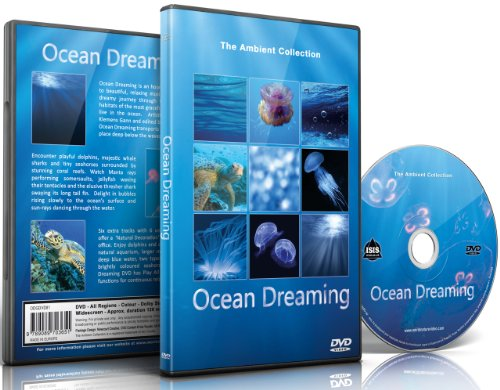 Underwater DVD - Ocean Dreaming - Relaxing Scenes of Corals and Tropical Fishes