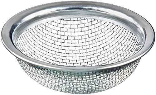 Shisha KopfSieb für Tabakkopf Wasserpfeifen aus hochwertigem Edelstahl Tabak einlege Sieb klein für Natur Tonkopf - 20mm - Hookah Gitter Netz innensieb Zubehör auch für Kaminkopf geeignet