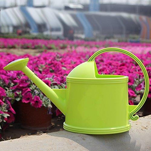 Wddwarmhome Arrosage Bouilloire Résine Arrosoir Pot Enfant Arrosage Outils de jardinage ( Couleur : Fruit green , taille : 2.2L )