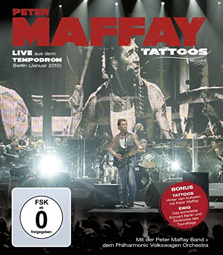 Peter Maffay - Tattoos Live [Blu-ray]