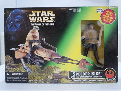 Star Wars the Power of the Force Speeder Bike