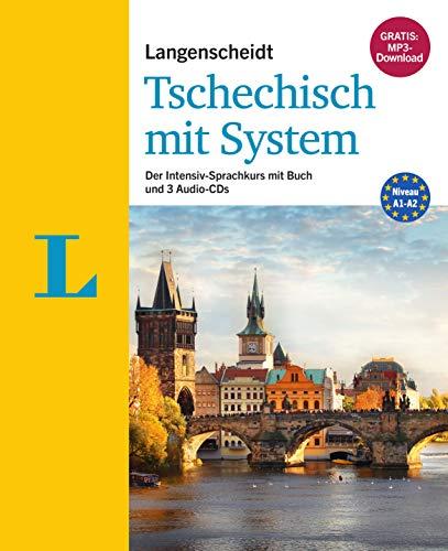 Langenscheidt Tschechisch mit System - Sprachkurs für Anfänger und Wiedereinsteiger: Der Intensiv-Sprachkurs mit Buch, 3 Audio-CDs und MP3-Download (Langenscheidt Sprachkurse mit System)