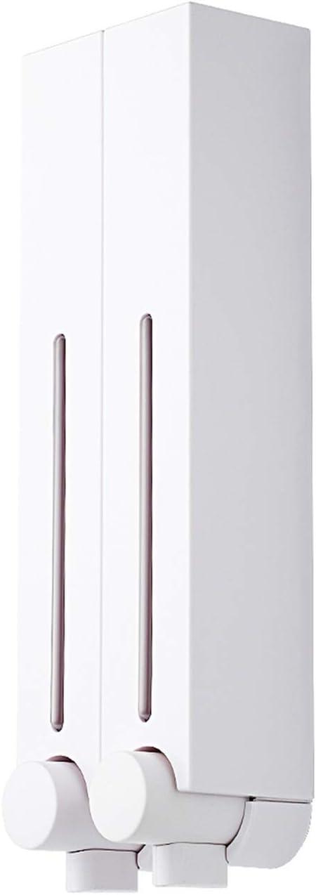 JRZDFXS Shower Soap Dispenser Wall Mounted an Shampoo 3-Chamber Ranking Max 47% OFF TOP6