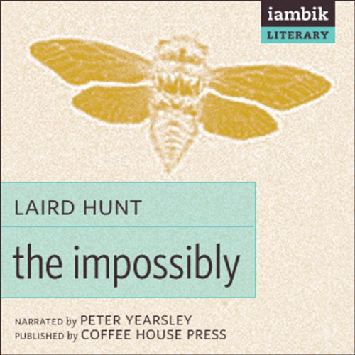 The Impossibly audiobook cover art