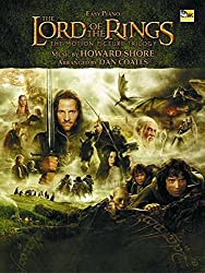 Lord of the Rings Trilogy (easy piano) --- Piano - Shore, Howard --- Alfred Publishing