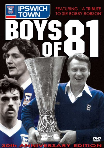 Boys of 81 - Ipswich Town [DVD] Special Edition