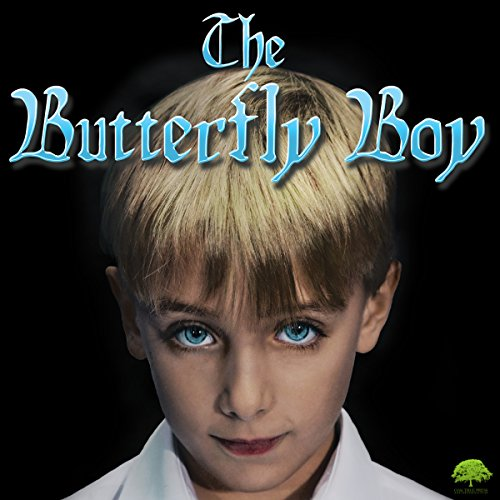 The Butterfly Boy audiobook cover art