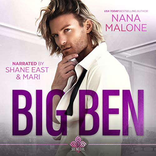 Big Ben audiobook cover art