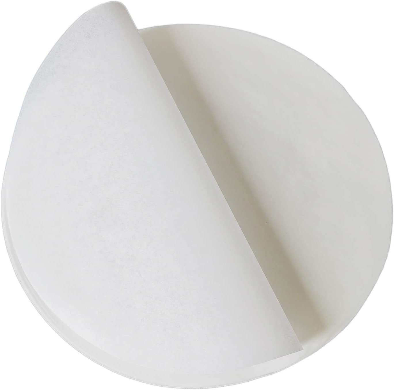 8 Inch Parchment Paper Rounds 200 Sheet for Baking, Heavy Duty Air Fryer Liners Nonstick, Uses for Baking Cookies, Bread, Meat, Pizza, Toaster Oven, Tortilla Press Paper