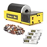 Tumble-Bee Rotary Rock Tumbler | Includes Rock Grit Polish...