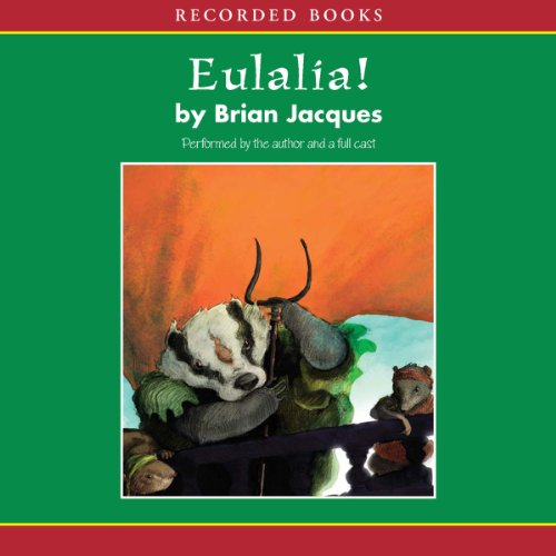 Eulalia! audiobook cover art