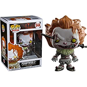 Funko - Figura It-Pennywise W/Wrought Iron Multicolor, 29528 4