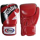 Fairtex Muay Thai Style 18 Oz Training Gloves...
