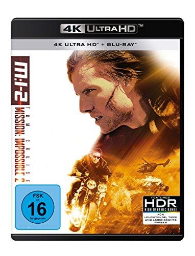 Mission: Impossible 2 - M:i-2 (4K Ulta HD) (+ Blu-ray 2D)