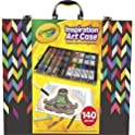 140-Piece Crayola Imagination Inspiration Art Case, Art Set, Gifts for Kids
