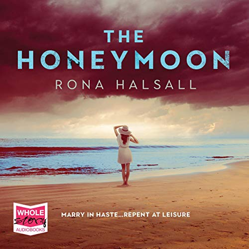 The Honeymoon audiobook cover art